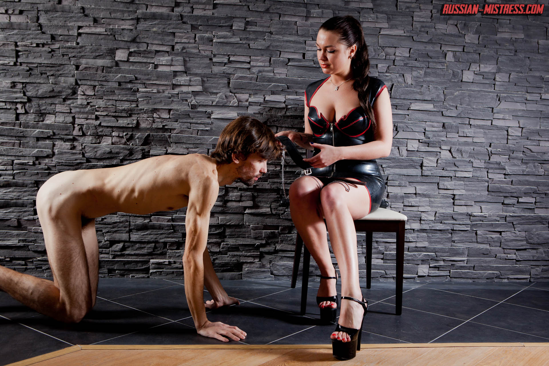 image Feet tortures of slave elise graves in dungeon bondage