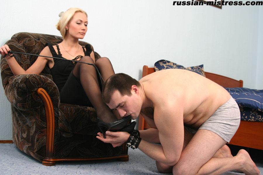 Госпожа раб зрелая русская и